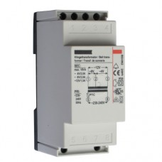 doorbell transformer with multiple voltages